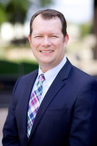 Jason Donkersley, in-house lawyer at Evergreen Development.
