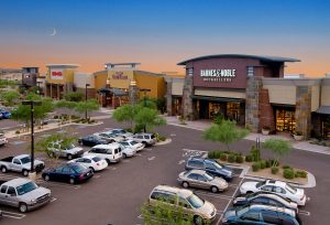 Happy Valley Towne Center.