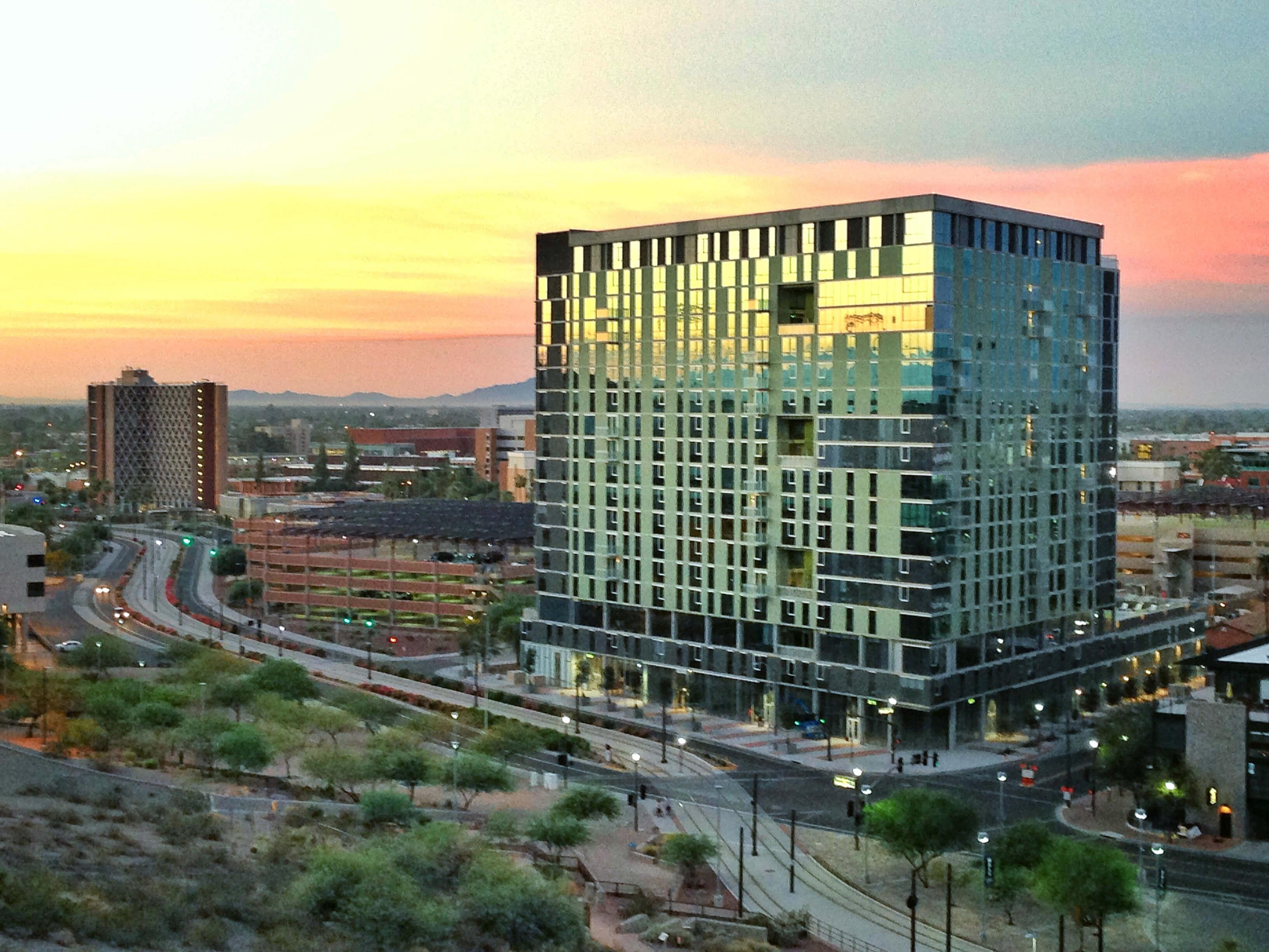 Ara announces 103m sale of the hub on campus in tempe cem for The hub tucson apartments