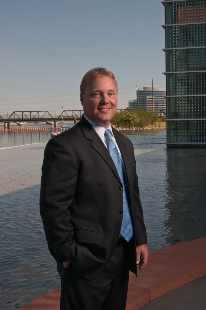 Tempe Mayor Mark Mitchell