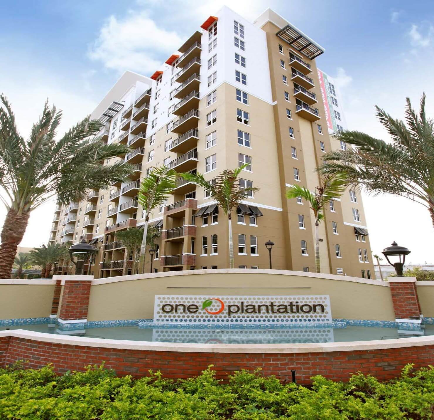 One Plantation Apartments And Retail Center Awarded NAIOP