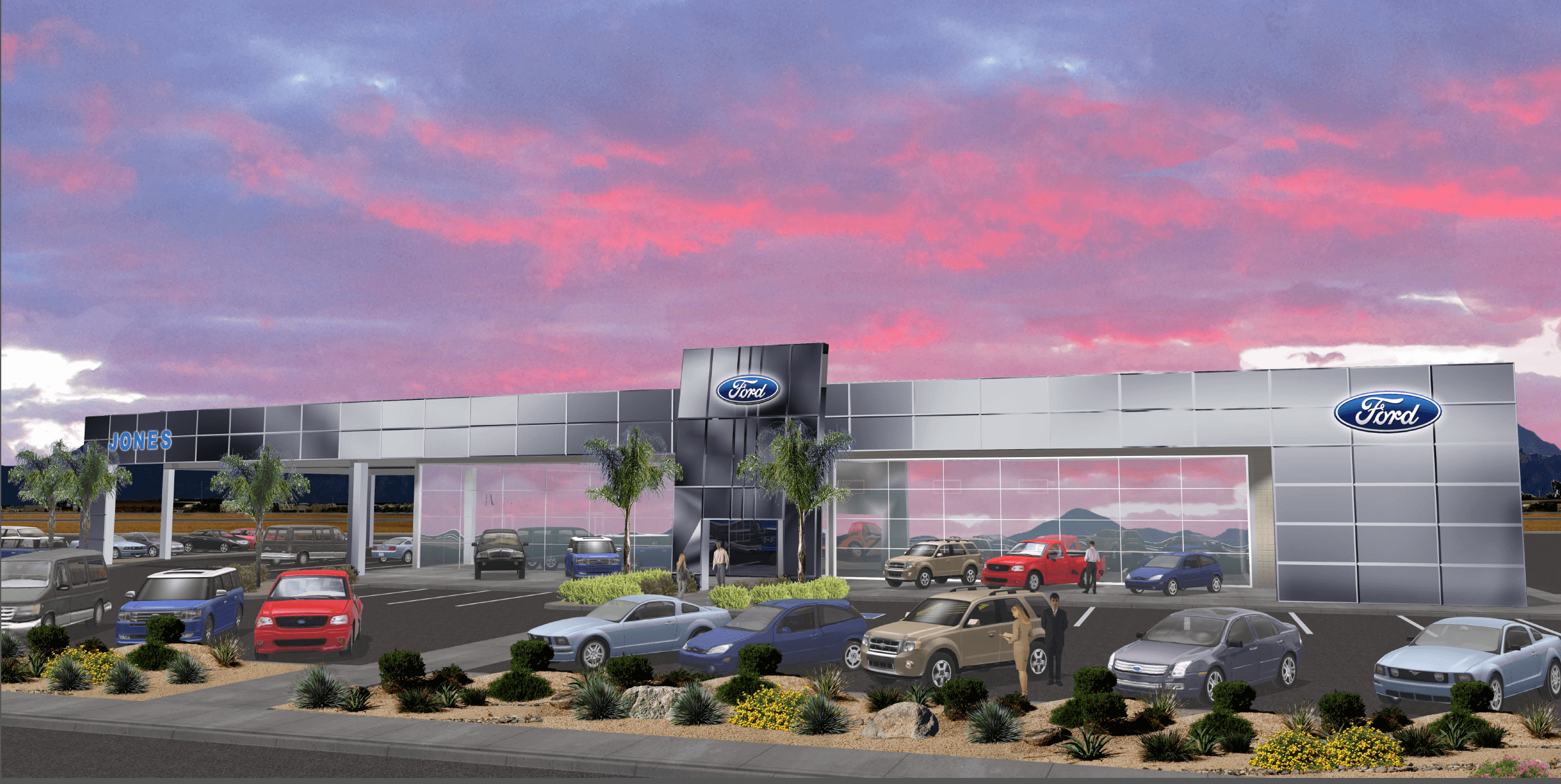 Ford Jones Buckeye >> Sun State Builders Announces the New Tom Jones Ford Dealership in Buckeye – CEM