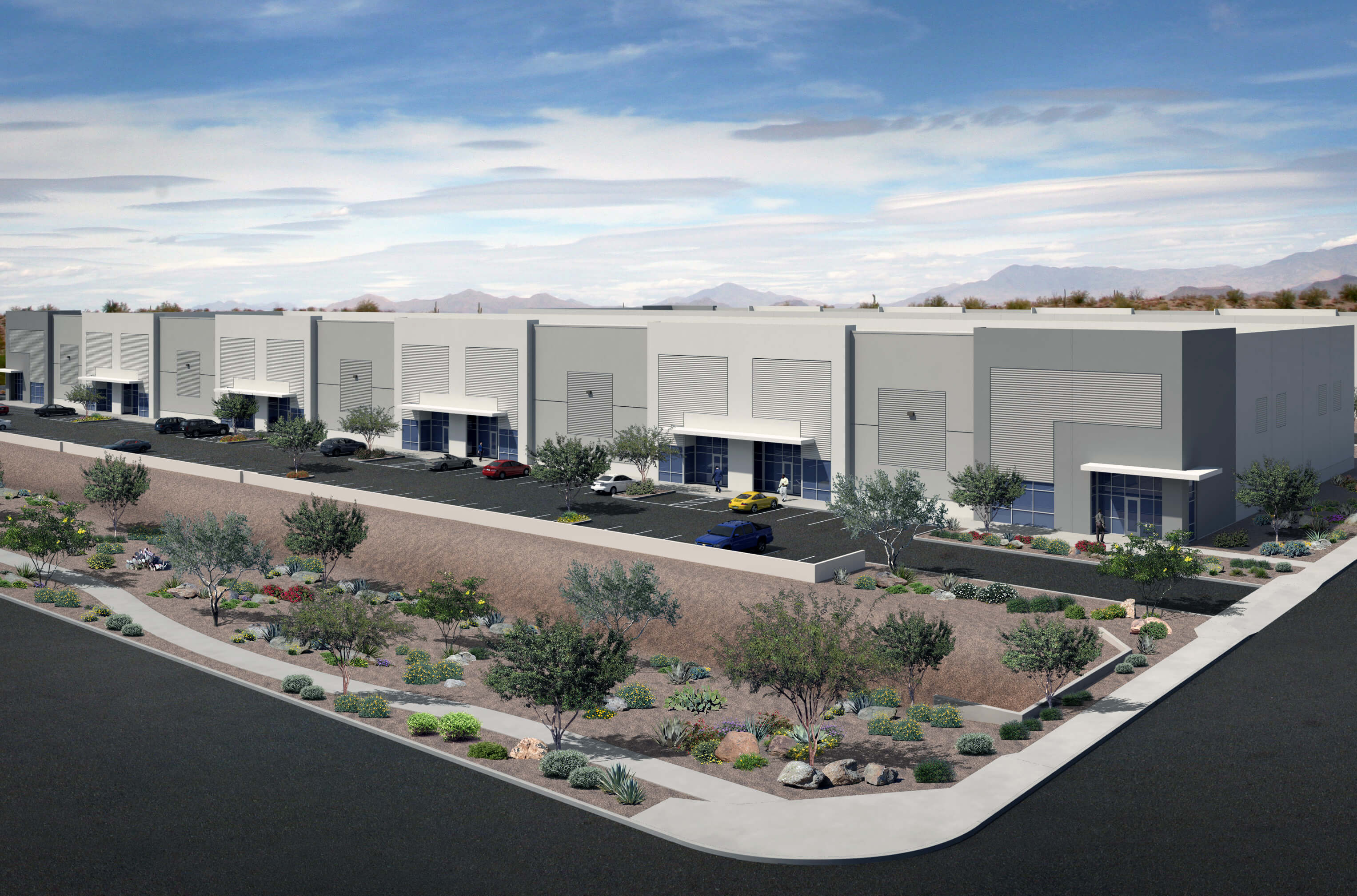 Mcshane Construction Selected For 172 000 S F Speculative