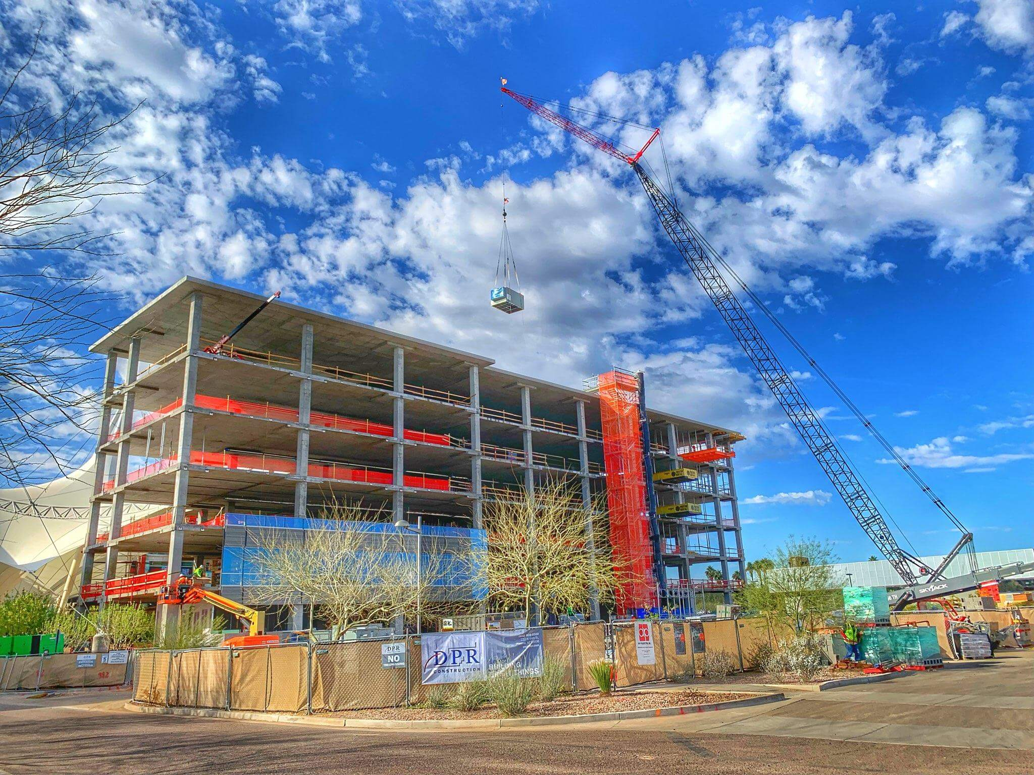 SkySong 5 | Commercial Real Estate Phoenix