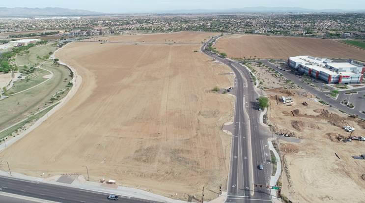 Land Development to create the Heart of Goodyear. Commercial Real Estate News