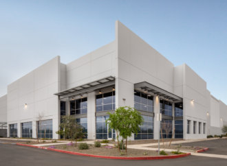 Graycor Delivers Final Phase of 10 West Logistics Center in Phoenix