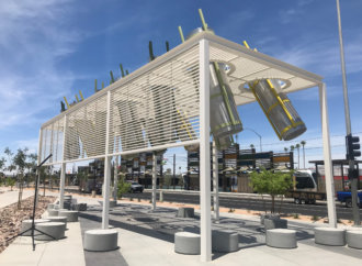 SUNDT Completes Light Rail Extension between Phoenix and Mesa