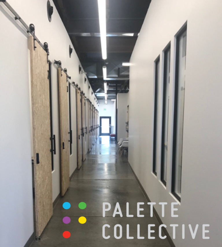 Palette Collective Redefining Work Space for Small Business Owners